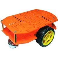Platforma Çok Amaçlı Mobil Robot Platformu - Kırmızı
