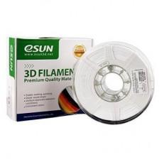 Esun 1.75 mm Beyaz PETG Filament - Solid White