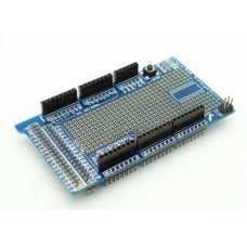 Mini Breadboardlu Arduino Mega 2560 R3 Proto Shield Kiti