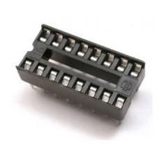 16 Pin Dip Soket