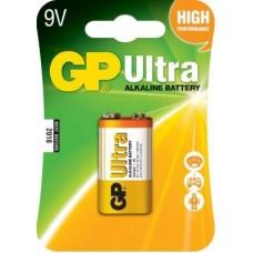 GP Ultra 9 V Pil