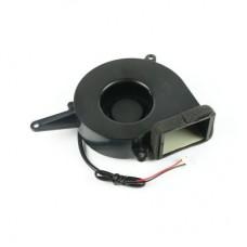 TONGDA FLW70-21 12 V 2 W Salyangoz Fan - Dikdörtgen Tipi Ağızlı