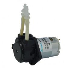 12 V Peristaltik Sıvı Pompası - Silikon Tüp, NKP-DC-S08B